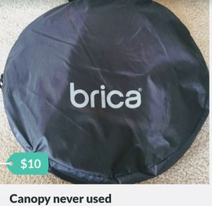 Car seat protect from flies and sun canoby for Sale in Everett, WA