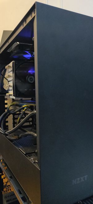 Gaming Desktop i7 8700k GTX 1080Ti Hybrid for Sale in Brooklyn, NY