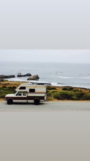 F-250 Truck Camper 4x4 for Sale in San Diego, CA