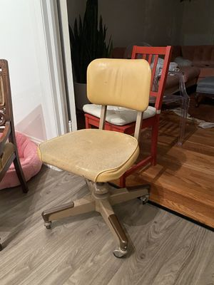Vintage Desk Chair for Sale in San Francisco, CA