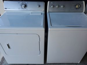 Whirlpool Washer and Dryer for Sale in Charlotte, NC