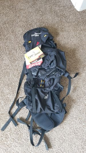 Hiking backpack camp trails for Sale in Clinton Township, MI