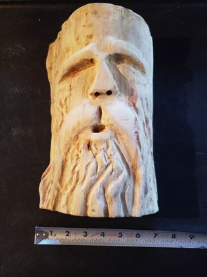 Wood Spirit for Sale in Washington, IL