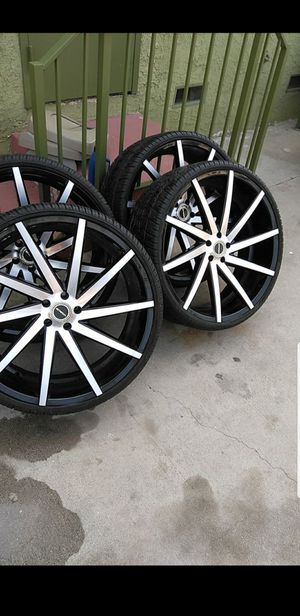 24' rims for Sale in Los Angeles, CA