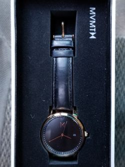 MVMT WATCH All 316L RoseGold/ Stainless Steel. Battery needs to be replaced for Sale in Township of Washington,  NJ