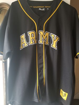 Army Baseball Jersey Pre-Owned XL for Sale in Baltimore, MD