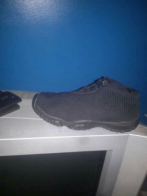 Jordan futures all black size 10.5 for Sale in New York, NY