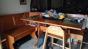 Bench LShaped table for Sale in Stockton, CA