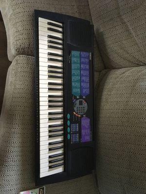 Yamaha keyboard- used for Sale in Katy, TX