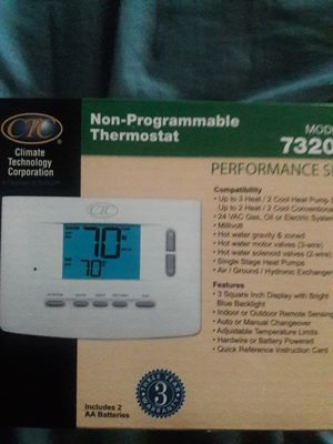 CTE Thermostat for Sale in West Alexander, PA