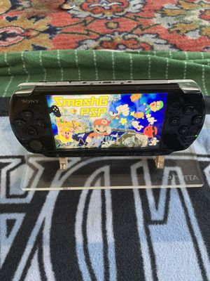 Psp slim 5000+ games for Sale in Redwood City, CA