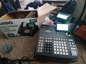 Casio electronic cash register se -s800 brand new for Sale in Columbus, OH