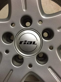 """16 """" Rim And Winter Tires for Sale in Clarendon Hills,  IL"""