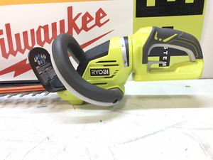 RYOBI Reconditioned 24 in. 40-Volt Lithium-Ion Cordless Hedge Trimmer for Sale in Bakersfield, CA