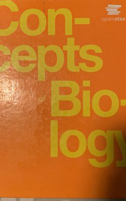 Concepts Of Biology for Sale in Yakima,  WA
