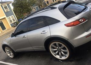 2004 Infiniti fx35 fully loaded for Sale in Coventry, RI