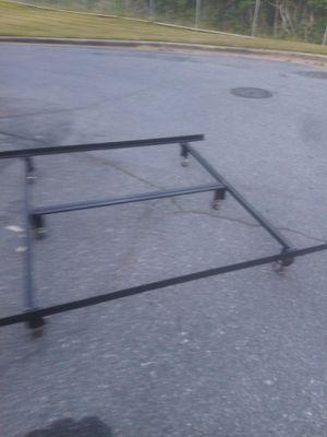 Súper heavy duty bed frame for Sale in Hyattsville, MD