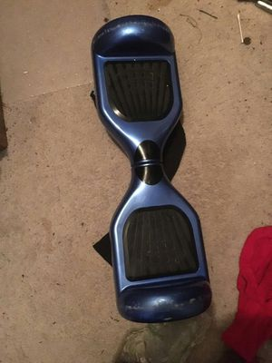 Blue hoverboard need gone ASAP for Sale in Laurel, MD