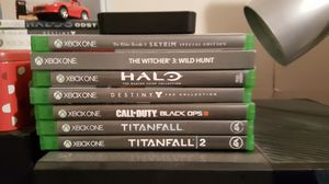 Xbox One Titles, taking offers for Sale in Dallas, TX