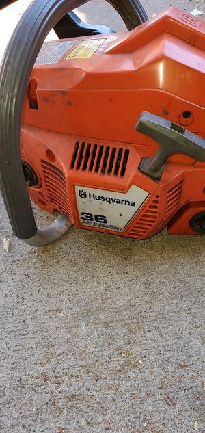 Husqvarna chainsaw for Sale in San Jose, CA