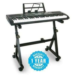 Plixio Z style music keyboard stand for Sale in Chicago, IL