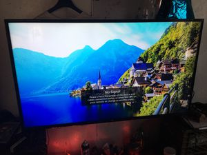 "Lg 55"" 4K smart tv for Sale in Detroit, MI"