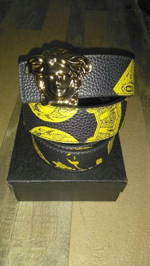 2020 Versace belt for Sale in Greenbelt, MD