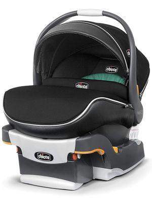 The #1-rated Chicco KeyFit 30 Zip Air Infant Car Seat is engineered with innovative features that make it the easiest infant car seat to install simp for Sale in Alexandria, VA