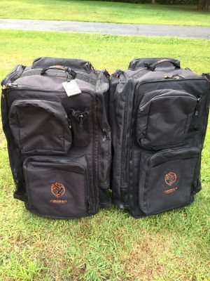 Akona AKB-144 Rolling Dive Bag(s)- Travel, Camp, Trekking Luggage/Backpack 325/pair or 175 each for Sale in Milford, CT