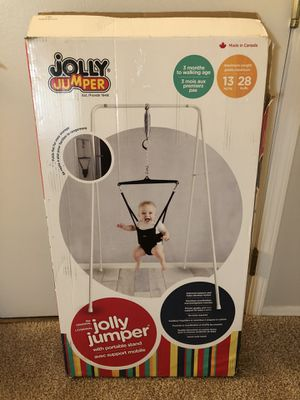 Jolly Jumper baby bouncer exerciser for Sale in Hoffman Estates, IL
