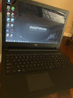 """15"""" Dell touchscreen laptop ( read description) for Sale in Fresno, CA"""