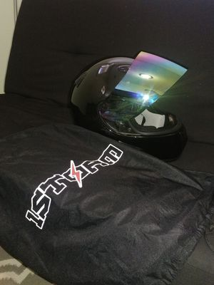 1 storm motorcycle helmet for Sale in Vancouver, WA