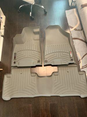 Weathertech - 2017-2020 Acura MDX Floorliners Gray PN: 46576-1-2 for Sale in Delray Beach, FL