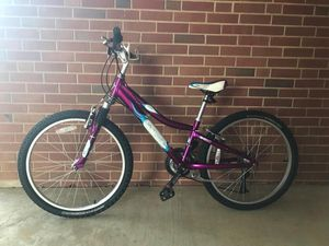 "BIKE GREAT FIT 24"" !! Very good conditions for Sale in Raleigh, NC"