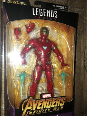 Marvel Legends Iron Man (Thanos BAF) for Sale in Rowland Heights, CA