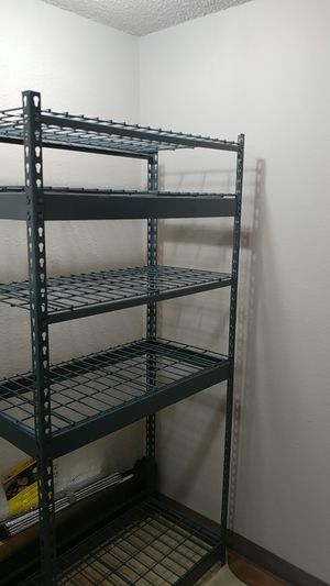 Metal shelving. Sturdy for Sale in Vancouver, WA