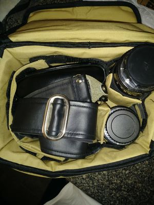 35mm camera plus... for Sale in District Heights, MD