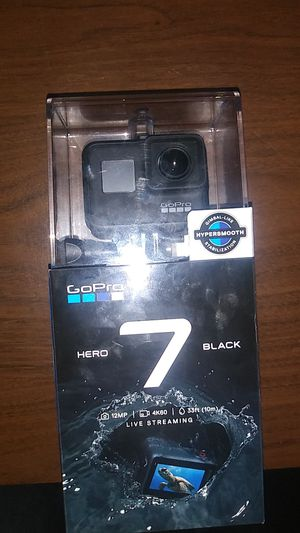 Go pro hero7 for Sale in Stockton, CA