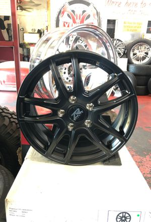 Set of 16x6.5 Rims 5x114.3 for Sale in Los Angeles, CA