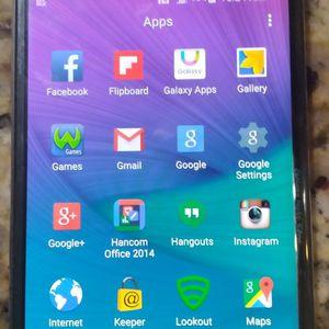 Nice Samsung Galaxy Note 5/black for Sale in West Palm Beach, FL