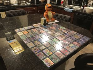 Huge Pokemon Card Collection (Full Art, GX, PSA) for Sale in Las Vegas, NV