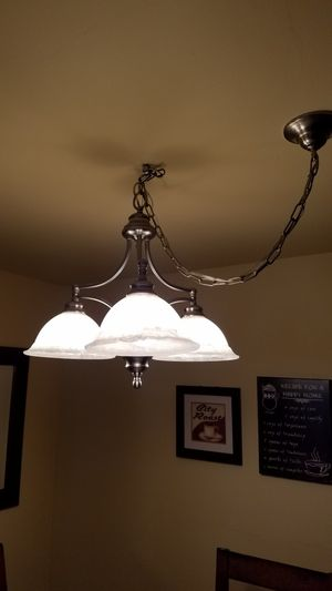 Kitchen dining room light set. for Sale in Hammonton, NJ