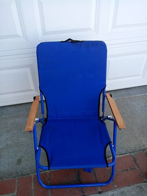 beach chair for Sale in Whittier, CA