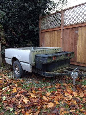 Utility trailer for Sale in Ruston, WA