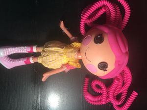 Lalaloopsy Crumb Sugar Cookie Doll for Sale in Windermere, FL