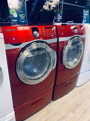 Washer and dryer 💦💦 for Sale in Long Beach, CA