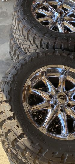 Truck Rims And Brand New Tires for Sale in Anaheim,  CA