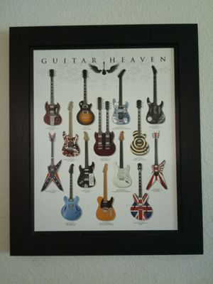 """Guitar Heaven"" Wall Art for Sale in Gresham, OR"