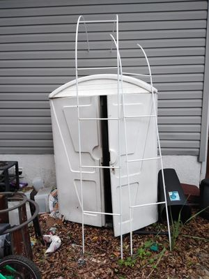 Unfinished 8ft? Garden Arch NOT THE SHED for Sale in St. Petersburg, FL