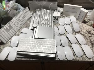 Apple Magic Keyboard 2 , trackpad 2 and mouse 2 wireless authentic for Sale in Sacramento, CA